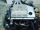Мотор 1mz-fe Двигатель за 55 321 тг. в Алматы