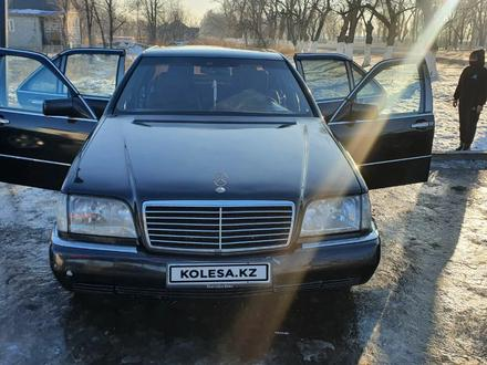 Mercedes-Benz S 320 1993 года за 2 700 000 тг. в Алматы – фото 3