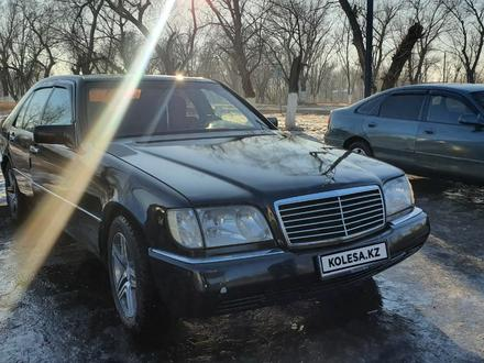 Mercedes-Benz S 320 1993 года за 2 700 000 тг. в Алматы – фото 6