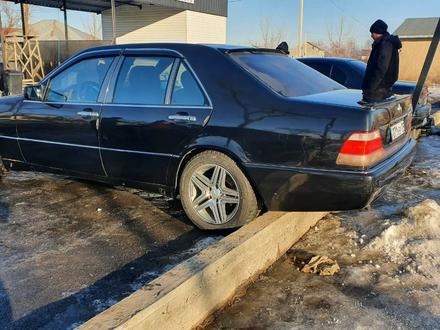 Mercedes-Benz S 320 1993 года за 2 700 000 тг. в Алматы – фото 7