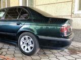 BMW 528 1998 года за 2 400 000 тг. в Тараз – фото 4