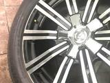 Шины с дисками 275 50 r21 оригинал с Lexus центра за 820 000 тг. в Алматы – фото 3