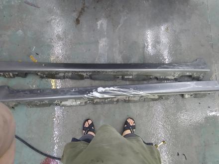 Пороги bmw f10 за 20 000 тг. в Алматы – фото 2