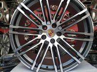 Новые фирменные диски Р20 Porsche за 240 000 тг. в Алматы