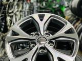 Новые диски 16 ти дюймовые на вме Toyota Camry за 145 000 тг. в Нур-Султан (Астана) – фото 2
