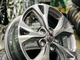 Новые диски 16 ти дюймовые на вме Toyota Camry за 145 000 тг. в Нур-Султан (Астана) – фото 4