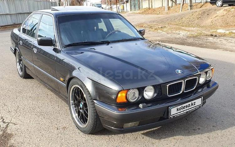 BMW 525 1995 года за 4 500 000 тг. в Алматы