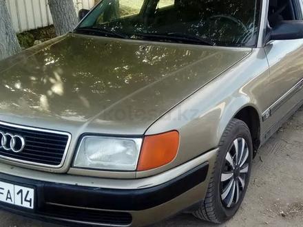 Audi 100 1991 года за 1 400 000 тг. в Павлодар – фото 3