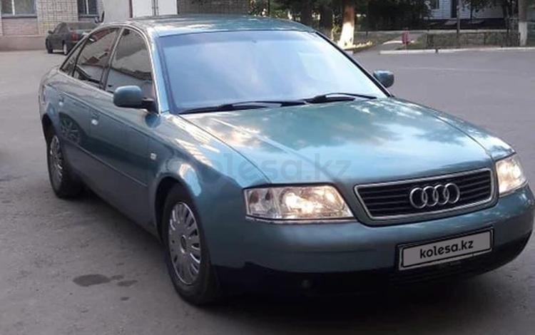 Audi A6 1997 года за 2 350 000 тг. в Уральск