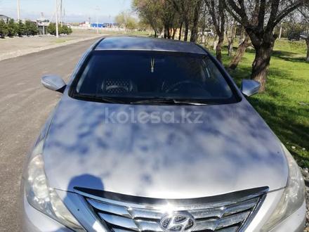 Hyundai Sonata 2010 года за 4 900 000 тг. в Талдыкорган – фото 2
