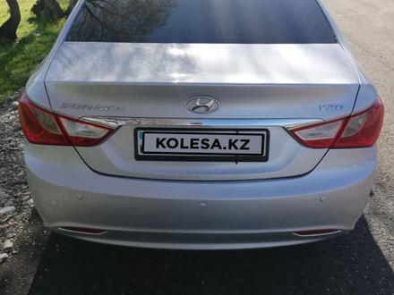 Hyundai Sonata 2010 года за 4 900 000 тг. в Талдыкорган – фото 3