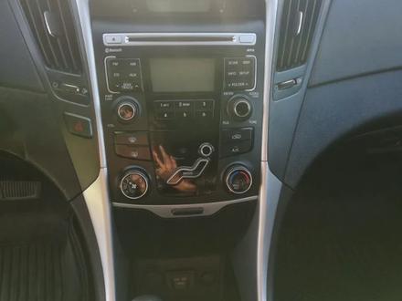 Hyundai Sonata 2010 года за 4 900 000 тг. в Талдыкорган – фото 5