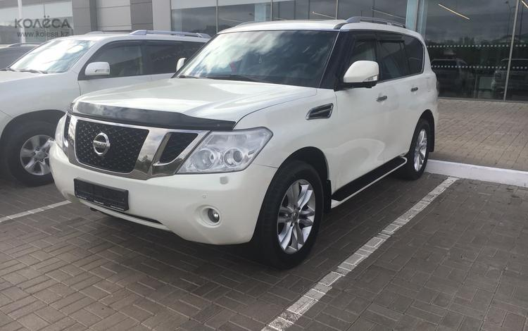 Nissan Patrol 2012 года за 12 200 000 тг. в Нур-Султан (Астана)