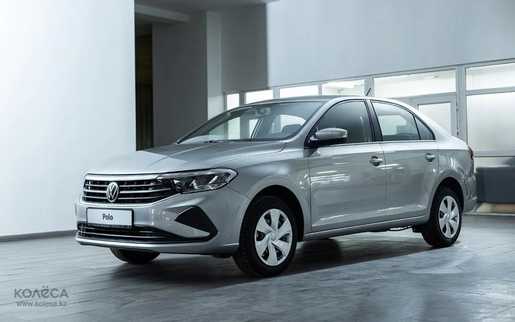 Volkswagen Polo Respect 2021 года за 7 292 000 тг. в Алматы