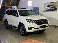 Toyota Land Cruiser Prado Prestige 4.0 2021 года за 36 500 000 тг. в Алматы