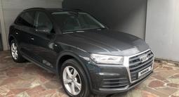 Audi Q5 2019 года за 23 900 000 тг. в Алматы