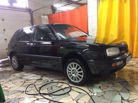 Volkswagen Golf 1992 года за 1 450 000 тг. в Нур-Султан (Астана) – фото 12