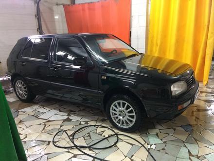 Volkswagen Golf 1992 года за 1 450 000 тг. в Нур-Султан (Астана) – фото 13