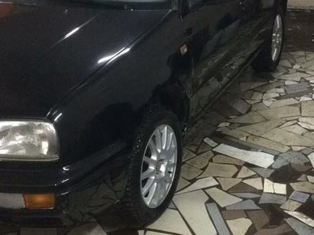 Volkswagen Golf 1992 года за 1 450 000 тг. в Нур-Султан (Астана) – фото 8