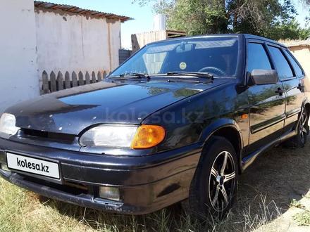 ВАЗ (Lada) 2114 (хэтчбек) 2007 года за 750 000 тг. в Атырау