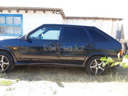 ВАЗ (Lada) 2114 (хэтчбек) 2007 года за 750 000 тг. в Атырау – фото 3