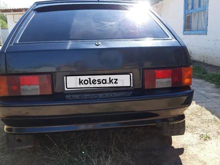 ВАЗ (Lada) 2114 (хэтчбек) 2007 года за 750 000 тг. в Атырау – фото 5