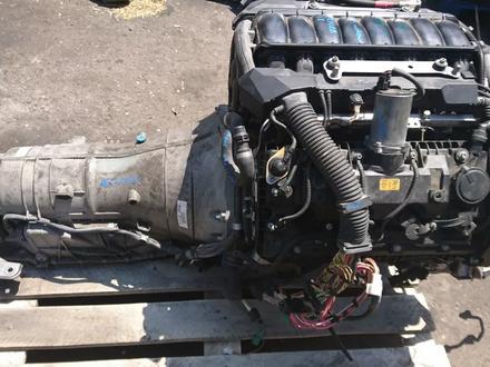 Двигатель n62b48b на БМВ Е 60 550i в Алматы – фото 2