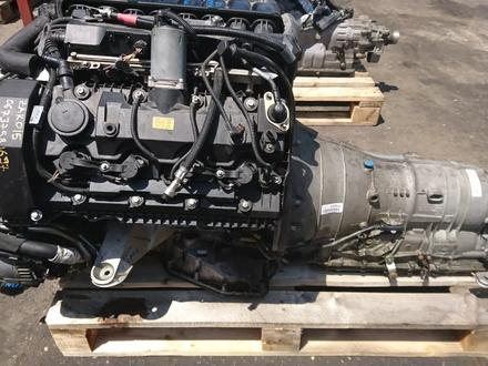 Двигатель n62b48b на БМВ Е 60 550i в Алматы – фото 4