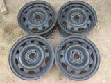 Металлические диски на автомашину Opel (Германия R14 4*100 ЦО56.6 за 40 000 тг. в Нур-Султан (Астана)