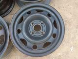 Металлические диски на автомашину Opel (Германия R14 4*100 ЦО56.6 за 40 000 тг. в Нур-Султан (Астана) – фото 2