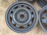 Металлические диски на автомашину Opel (Германия R14 4*100 ЦО56.6 за 40 000 тг. в Нур-Султан (Астана) – фото 3