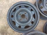 Металлические диски на автомашину Opel (Германия R14 4*100 ЦО56.6 за 40 000 тг. в Нур-Султан (Астана) – фото 4
