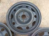 Металлические диски на автомашину Opel (Германия R14 4*100 ЦО56.6 за 40 000 тг. в Нур-Султан (Астана) – фото 5