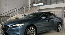 Mazda 6 Supreme Plus 2021 года за 13 590 000 тг. в Актау