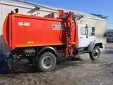 ГАЗ  33086 4х4 мусоровоз 2021 года за 23 000 000 тг. в Усть-Каменогорск – фото 3