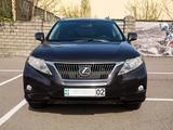 Lexus RX 350 2010 года за 11 300 000 тг. в Алматы