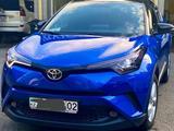 Toyota C-HR 2019 года за 10 600 000 тг. в Алматы