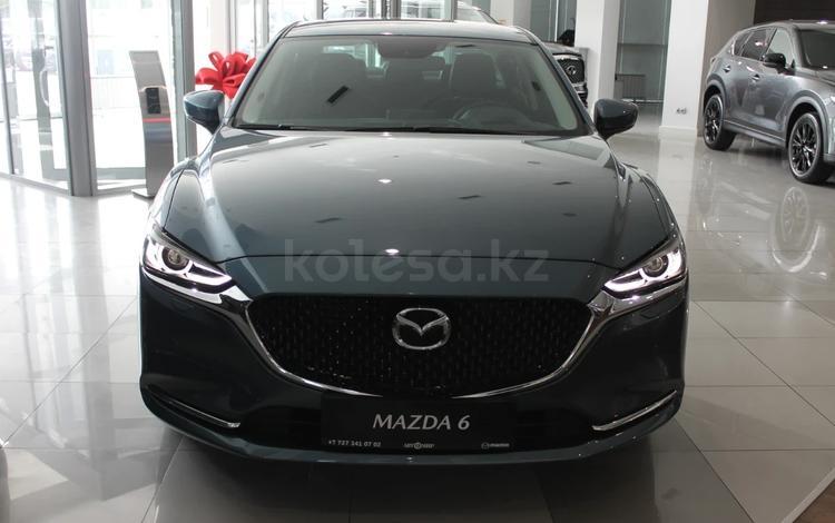 Mazda 6 Supreme+ 2021 года за 16 600 000 тг. в Семей