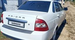 ВАЗ (Lada) Priora 2170 (седан) 2013 года за 3 000 000 тг. в Усть-Каменогорск – фото 2