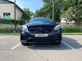 Mercedes-Benz GLE Coupe 63 AMG 2016 года за 39 000 000 тг. в Алматы – фото 2