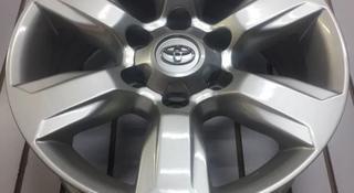 Диски на Toyota Land Cruiser Prado за 140 000 тг. в Нур-Султан (Астана)