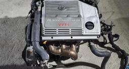 Мотор 1mz-fe Двигатель Акпп коробка 3.0 Lexus за 9 191 тг. в Алматы