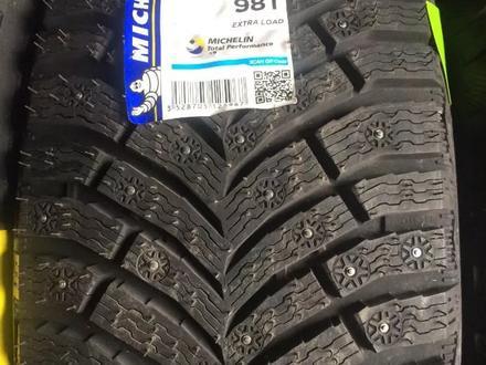 Шины Michelin 215/55/r17 X ice North 4 за 60 500 тг. в Алматы