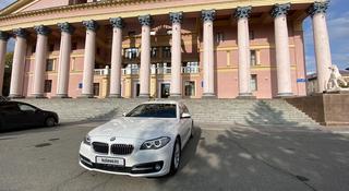 BMW 520 2013 года за 9 500 000 тг. в Усть-Каменогорск
