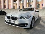 BMW 520 2013 года за 9 500 000 тг. в Усть-Каменогорск – фото 4