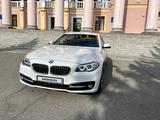 BMW 520 2013 года за 9 500 000 тг. в Усть-Каменогорск – фото 5
