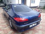 Peugeot 607 2002 года за 2 200 000 тг. в Тараз – фото 4