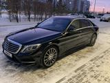 Mercedes-Benz S 500 2014 года за 30 000 000 тг. в Нур-Султан (Астана) – фото 2