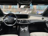 Mercedes-Benz S 500 2014 года за 30 000 000 тг. в Нур-Султан (Астана) – фото 4