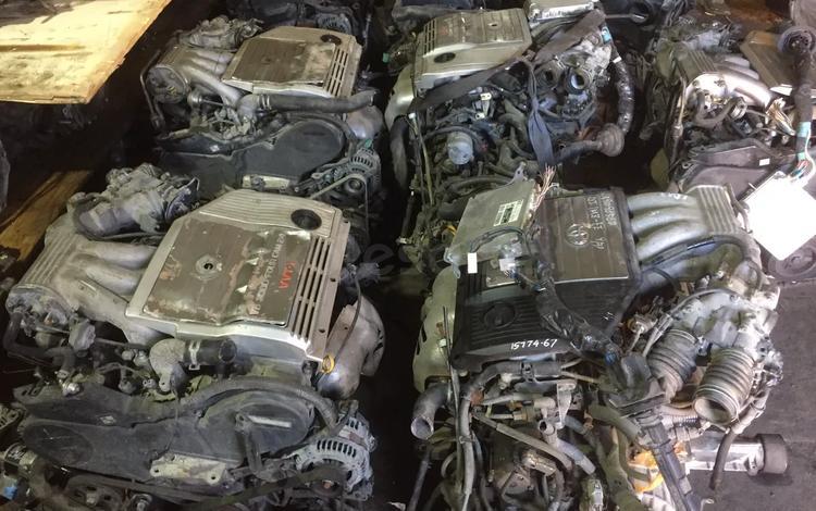 Двигатель и Акпп на Highlander 1mz VVTI за 400 000 тг. в Алматы